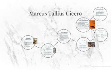 Cicero By Alfons Hatler