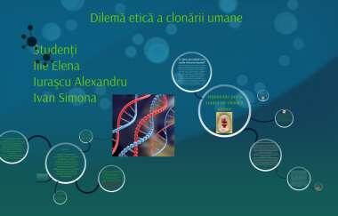 clonare etică)