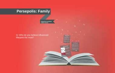 Persepolis Family By Zabdi Alvarez