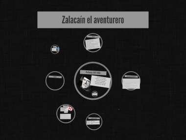 Zalacain El Aventurero Resumen