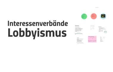 Lobbyismus In Deutschland Am Beispiel Des 14