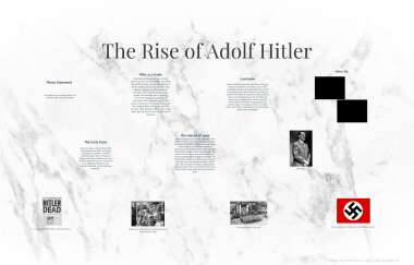 Thesis statement on the rise of hitler professional resume writers knoxville tn