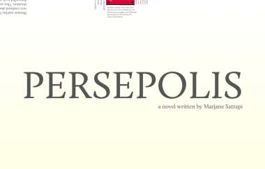 Persepolis Project By Sterling Hansell