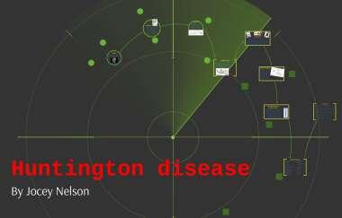 Huntington S Disease By Jocey Nelson