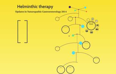 ovamed helminthic therapy