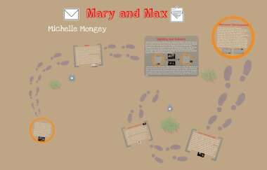 Mary And Max By Michelle Mongey