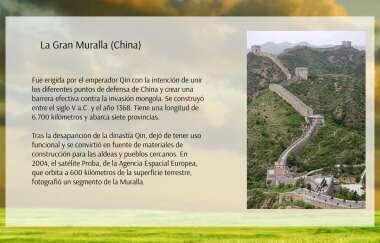 La Gran Muralla China By Claudia Yadira Peralta Andrade