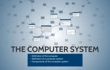 The Computer System By Idongesit Shopekan