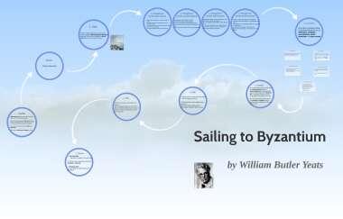 Sailing To Byzantium By Helene Lambert Paraphrase
