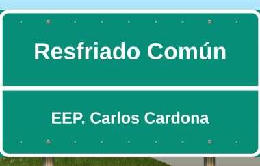 Resfriado Común By Carlos Armando Cardona