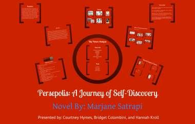 Persepolis Presentation By Hannah Kroll