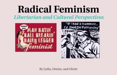 Radical Feminism by glo cas