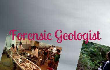Forensic Geologist By Edith Cecilio