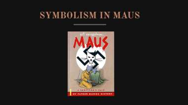 Maus Symbolism By Jovanny Cruz