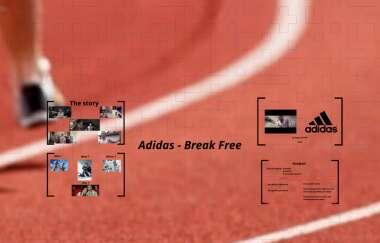 Todavía pasatiempo viudo  Adidas - Break Free by Titouan NOEL