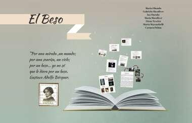 El Beso By Carmen Palma