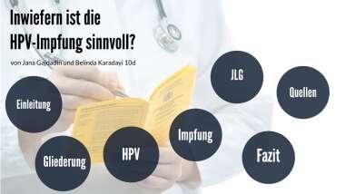 hpv impfung sinnvoll