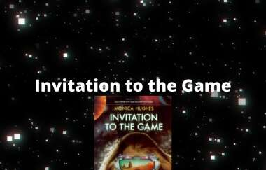 View Invitation To The Game By Monica Hughes PNG