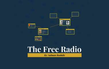 The Free Radio by Derek LaMonte