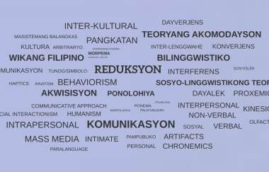Filipino Reduksyon By John Isaac Libatique Other prominent subcategories include haptics (touch), kinesics (body movement), vocalics (paralanguage), and proxemics (the use of space). filipino reduksyon by john isaac libatique