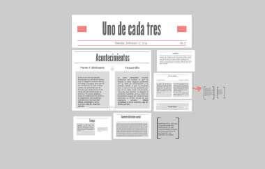 Uno de cada tres. by Sebastian Ricaurte Hernanadez