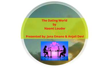 The dating world by naomi louder online dating consultants
