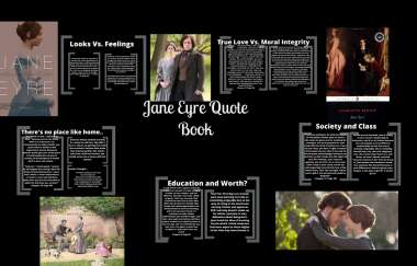 Jane Eyre Quotes By Jordan Mills