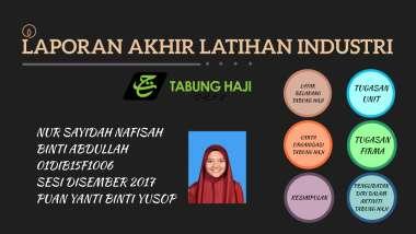 Li Presentation By Nur Sayidah Nafisah Abdullah