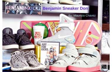 Benjamin Sneaker Don by mauricio chavez