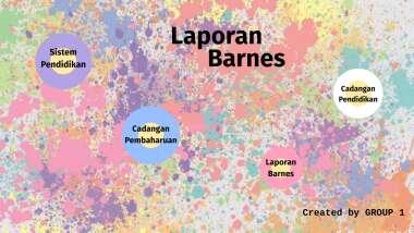 Laporan Barnes By Izaty Rozman